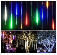 8/10 Tube Rain Drop LED String Light Tree Waterproof Outdoor Patio Party Wedding