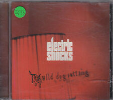 ELECTRIC SHOCKS - wild dog setting CD