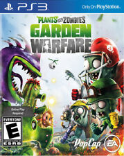 Plants vs Zombies: Garden Warfare PS3 New PlayStation 3, Playstation 3