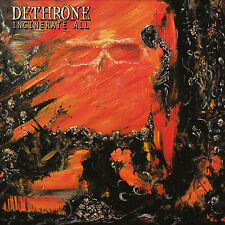 DETHRONE - Incinerate All! - CD - 200928