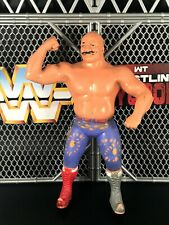 IRON SHEIK WWF LJN Vintage Rubber Action Figure