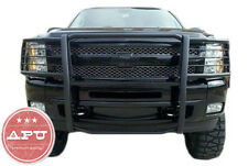 APU 2007-2013 Chevy Silverado 1500 Black Grille Bumper Brush Guard Push Bar