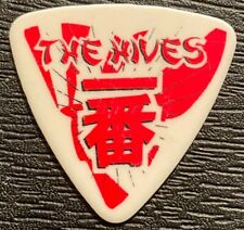 THE HIVES #2 ONE SIDED TOUR GUITAR PICK
