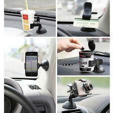 Universal Stand Holder Car Windshield Mount For iPhone 6/6 Plus Samsung GPS