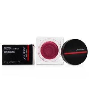 NEW Shiseido Minimalist WhippedPowder Blush (# 08 Kokei (Fuchsia)) 5g/0.17oz
