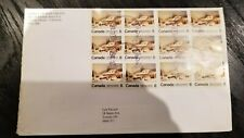 CANADA COVER , Nice stamps (3)