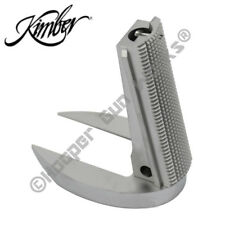 KIMBER Factory 1911 Full Size Flat Mainspring Housing w/ Magazine Well #1100000A