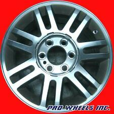 "FORD F-150 KING RANCH F150 TRUCK 2009-2014 18"" MACHINED SILVER WHEEL RIM 3784"