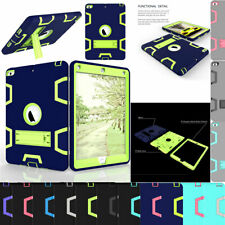 Shockproof Tough Stand Protective Case Rugged Cover For Apple iPad Mini 1 2 3 4