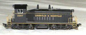 Life-Like Two-Track Louisville & Nashville 2287 Locomotive