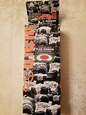 Nos Vintage Cinelli Italian Red White & Green Cork Handlebar Tape - In Box