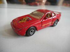 Matchbox Porsche 944 Turbo in Red