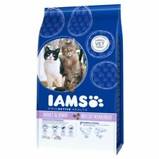 IAMS Proactive Health Multi-Cat with Salmon & Chicken Dry Cat Food 30KG