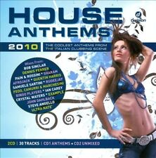 VARIOUS ARTISTS - HOUSEANTHEMS 2010 NEW CD