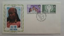 BRUNEI fdc cover 1979 International Year of the Children