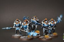 Necron Lychguard  (5 miniatures) ** COMMISSION ** painting warhammer 40K