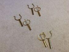 More details for samurai sword wall mount hooks