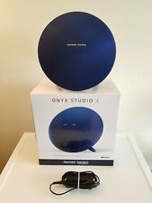 Harman Kardon Onyx Studio 4 Bluetooth Speaker w/ Box & Charger