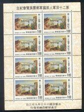 CHINA ROC #1900 Mint Never Hinged Souvenir sheet, Scott $9.00
