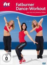 Fit For Fun - Fatburner Dance-Workout (2011) - Johanna Fellner - Fitness DVD