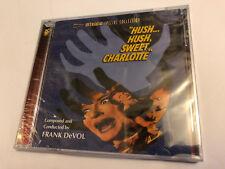 HUSH... HUSH, SWEET CHARLOTTE (DeVol) OOP '64 Ltd Score OST Soundtrack CD SEALED