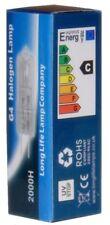 30 x G4 Halogen Light Bulbs Lamps 5watt 12v