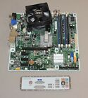 HP Pavilion p6380t Motherboard Intel Q9400 Quad Core 6GB 533234-002 IPIEL-LA3