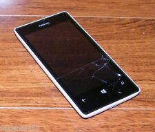 Nokia Lumia 521 - 8GB - White (MetroPCS) Pre-Paid GSM Smartphone ONLY