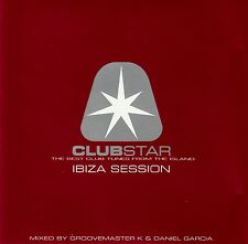 CLUBSTAR - THE BEST CLUB TUNES FROM THE ISLAND - IBIZA SESSION / 2 CD-SET