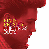 Elvis Presley Christmas Duets cd, sealed, new
