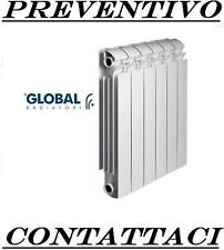 TERMOSIFONE RADIATORE ALLUMINIO GLOBAL VOX...RICHIEDI PREVENTIVO