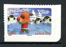 STAMP / TIMBRE FRANCE  N° 3989 ** MEILLEURS VOEUX / AUTOADHESIF