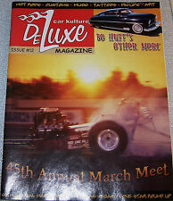 Rat Rod Hot Rod CK DeLuxe Magazine Issue #12