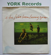 """A-HA - I've Been Losing You - Excellent Condition 7"""" Single W 8594"""