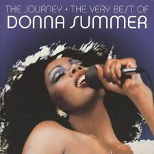 DONNA SUMMER the journey the very best of (2X CD, compilation) disco, electronic