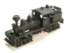 N Scale Class B 30-40 Ton Shay Locomotive Kit by Showcase Miniatures (5006)