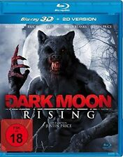 DARK MOON RISING 3D blu ray ( includes 2D ) ( NEW )
