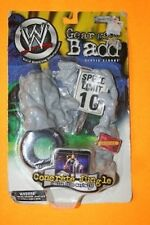WWE Gear Gone Badd Concrete Jungle NIB JAKKS Pacific Wrestling Accessories NIP