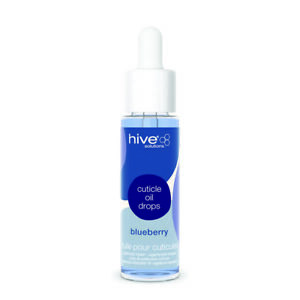 HIVE CUTICLE OIL DROPS - BLUEBERRY - 30ML