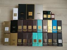 TOM FORD EMPTY PERFUME BOXES AND BOTTLES. ASSORTED. YOUR CHOICE. 100% AUTHENTIC
