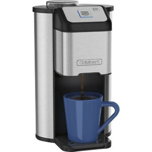 Cuisinart Grind & Brew Single Cup Coffeemaker DGB-1FR
