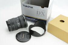 Tokina AT-X PRO 11-16mm F 2.8 SD DX AF, OVP (box)  für Canon