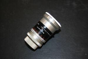 KERN SWITAR 1:1,6 f=10mm Objektiv mit C-mount Fassung, gebraucht