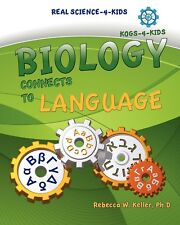 Biology Connects to Language WORKBOOK {Real Science -4- Kids} Kogs Root Words
