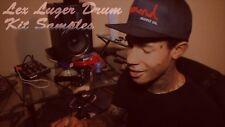 Lex Luger Trap music DrumKit Samples