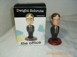 DWIGHT SCHRUTE THE OFFICE BOBBLEHEAD
