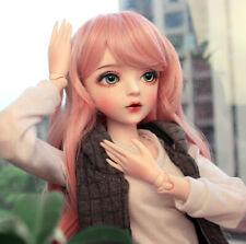 "New 24"" 1/3 Handmade PVC BJD MSD Doll Lifelike Dolls Joint Dolls Girl Gift Happy"