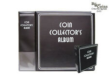 3 inch Coin Collector Album (3-ring Binder)