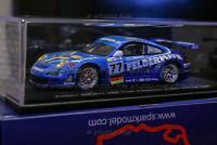 PORSCHE 911 GT3 RSR N° 77 TEAM FELBERMAYR PROTON  24H du MANS 2008 Spark 1:43