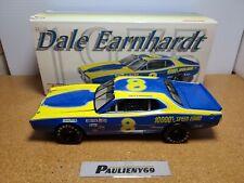 1975 Dale Earnhardt Sr #8 RPM Dodge 1st Winston Cup Start 1:24 NASCAR Action MIB